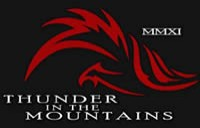 Thunder in the Mountains 2011 July 8, 2011 - July 10, 2011